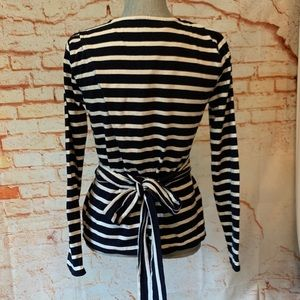 J Crew Belted Top
